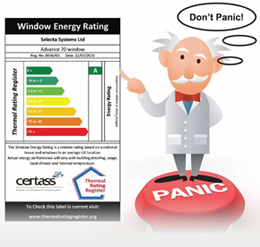 energy ratings for upvc windows in birmingham