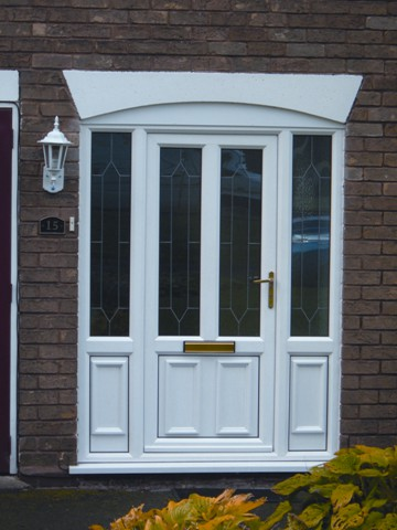 Double Glazed Porch Doors Of Great Barr Upvc Doors Double Glazed Windows